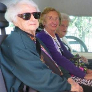 Arcare Aged Care Hillside Sydenham Bus Outing 2