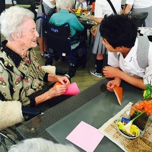 Arcare_Aged_Care_Helensvale_Japense_Students_1