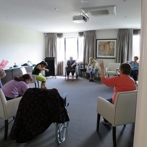 Arcare Aged Care Craigieburn Exercise