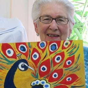 Arcare_Aged_Care_Endeavour_North_Lakes_First_Art_Class_1