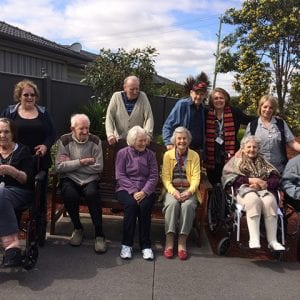 Arcare Aged Care Greenhill Epping Walking Group 1