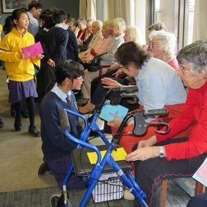 Arcare Aged Care Knox Wantirna South Primary School 1
