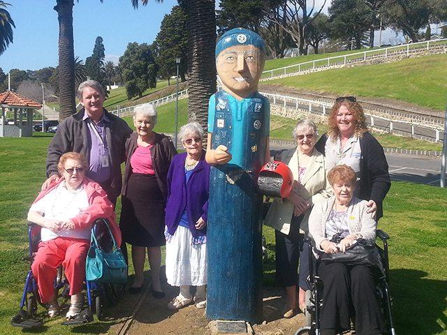 Arcare Aged Care Latrobe Reservoir Geelong Visit