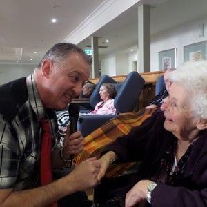 Arcare Aged Care Overton Lea Sydenham Concert