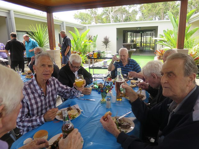 Arcare_Aged_Care_Peregian_Springs_Fathers_Day_1