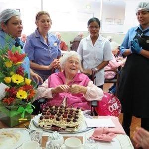 Arcare Aged Care Sandfield Cheltenham 100 Club