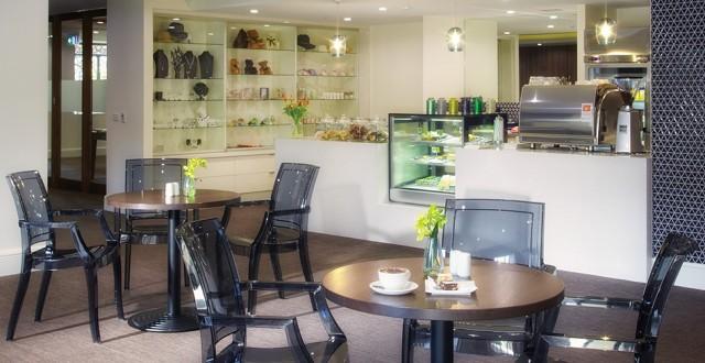 Arcare Aged Care Caulfield Cafe