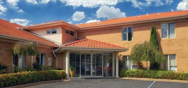 Arcare Aged Care Cheltenham Sandfield Exterior