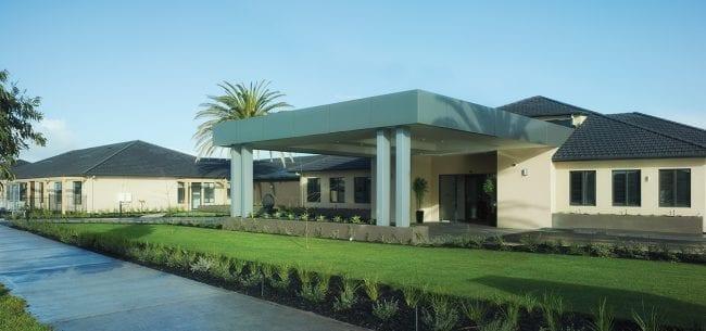 Arcare Aged Care Craigieburn exterior