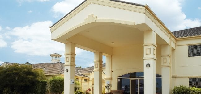 Arcare Aged Care Eight Mile Plains Warrigal Exterior
