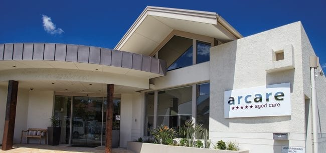 Arcare Aged Care Helensvale Exterior