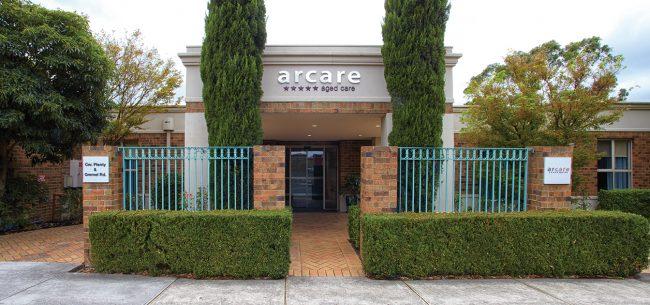 Arcare Aged Care Reservoir Latrobe Exterior