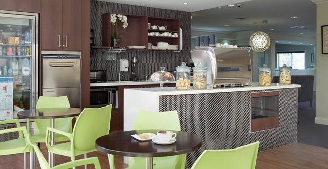 Arcare Aged Care Burnside Westwood Cafe