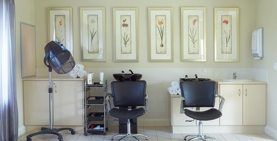 Arcare Aged Care Burnside Westwood Hair Salon