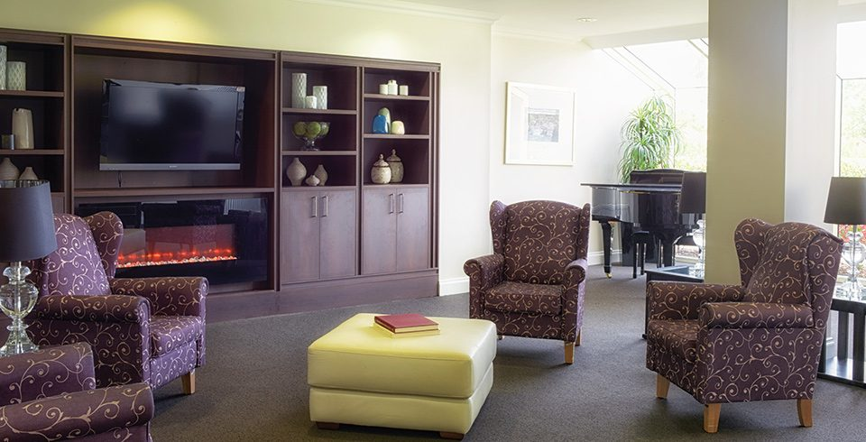 Arcare Aged Care Burnside Westwood Lounge Room
