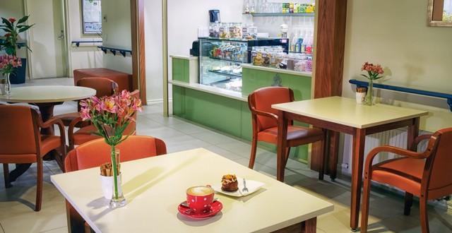 Arcare Aged Care Carnegie Lauriston Cafe