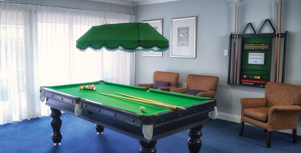 Arcare_Aged_Care_Cheltenham_Sandfield_Pool_Table