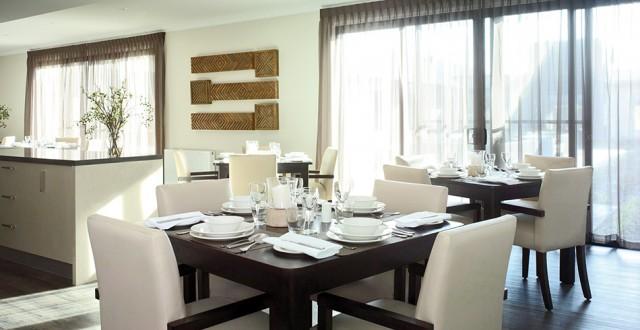 Arcare Aged Care Craigieburn Dining Room