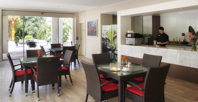 Arcare Aged Care Helensvale Cafe