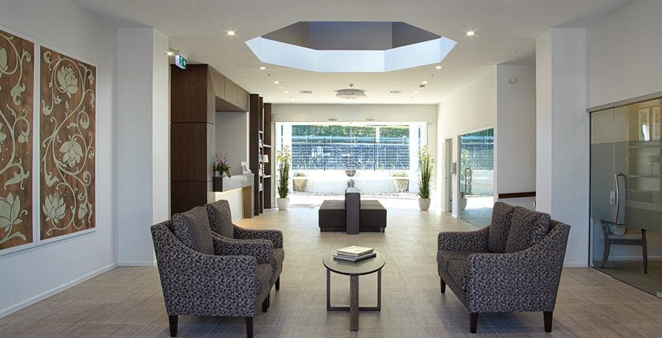 Arcare Aged Care Helensvale St James Foyer