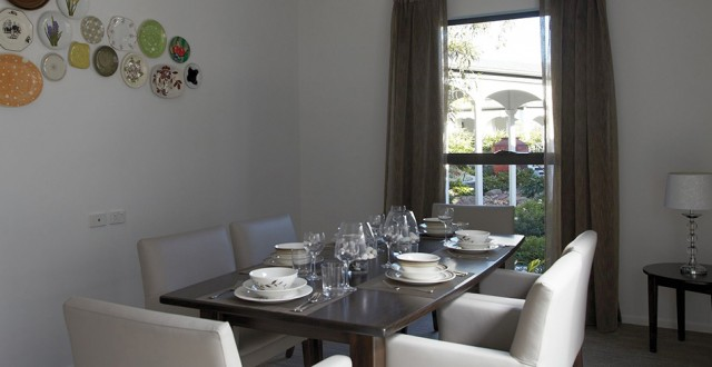 Arcare Aged Care Helensvale St James Private Dining Room