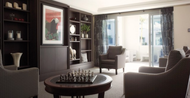 Arcare Aged Care Hope Island Lounge Room