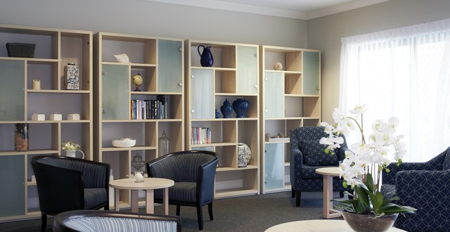 Arcare Aged Care Peregian Springs Lounge Room