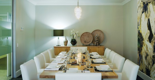 Arcare Aged Care Peregian Springs Private Dining Room