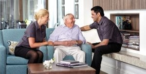 Arcare Aged Care Services Page