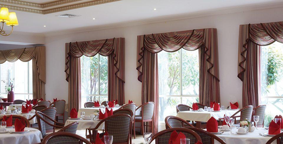 Arcare_Aged_Care_Sydenham_Delbridge_Dining_Room