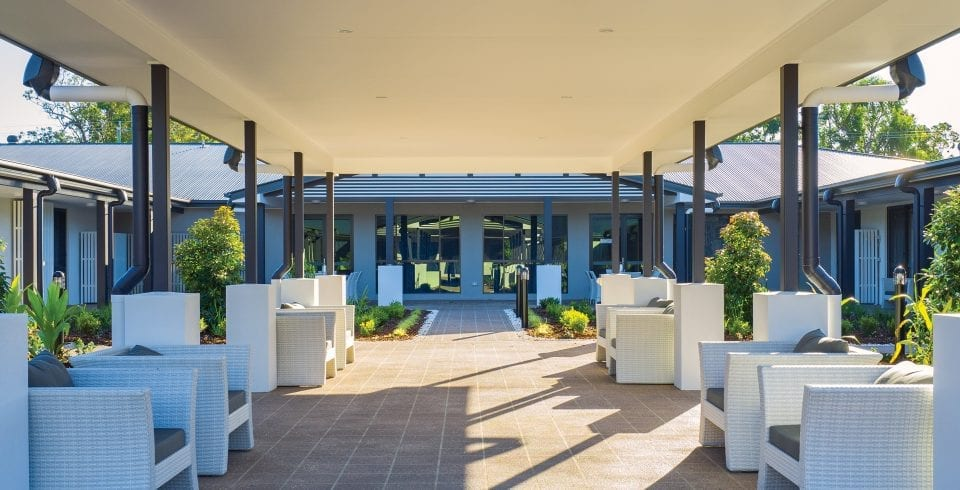 Arcare_Aged_Care_Caboolture_Courtyard
