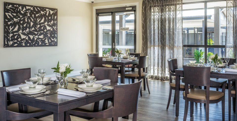 Arcare_Aged_Care_Caboolture_Dining_Room