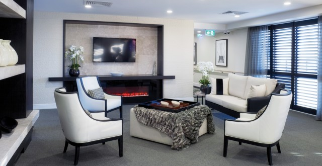 Arcare Aged Care Malvern East Lounge Room 2