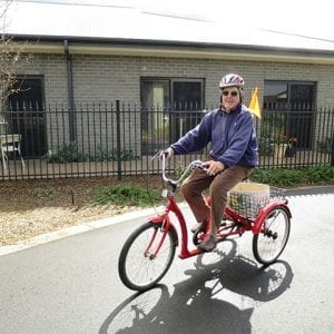 Arcare Aged Care Bellarine Point Lonsdale Rays Wheels