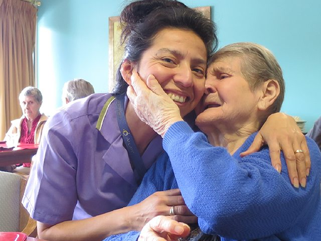 Arcare Aged Care Greenhill Epping Surprising Friendships