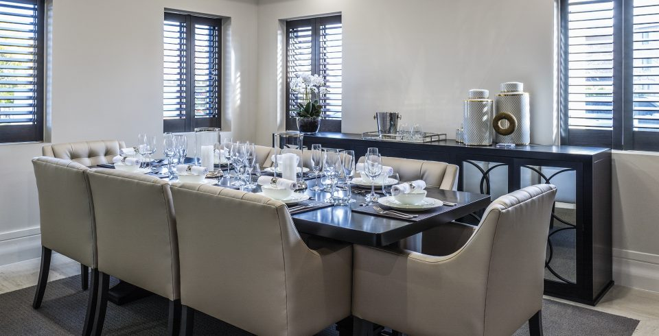 The Lodge at Arcare Knox Private Dining