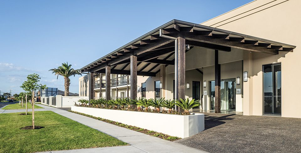 Arcare Aged Care Keysborough Exterior