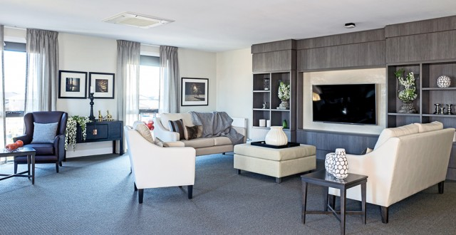 Arcare Aged Care Keysborough Lounge Room