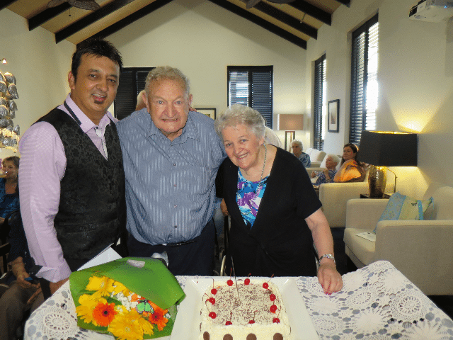 Arcare Aged Care Keysborough Wedding Anniversary 5