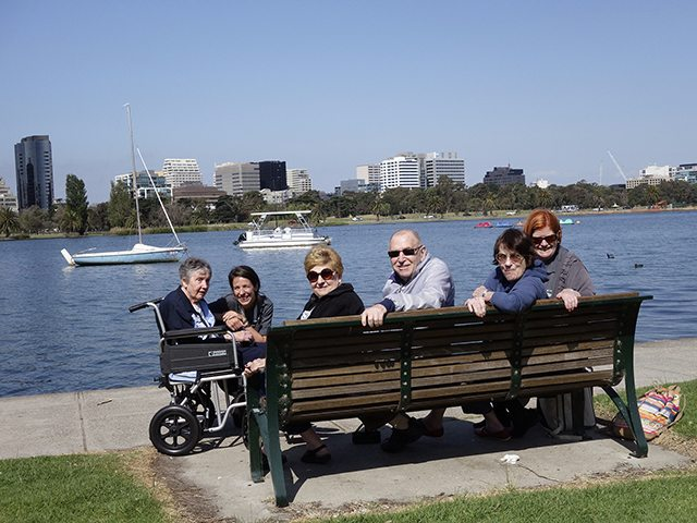 Arcare Aged Care Malvern East Picnic At Albert Park