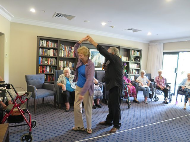 Arcare_Aged_Care_Regency_Hope_Island_Dancing_With_The_Stars_1