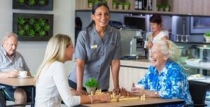 Arcare Aged Care Cafe