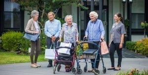 Arcare Aged Care Outings