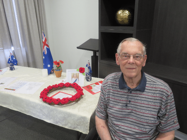 Arcare Aged Care Keysborough Anzac Day Service