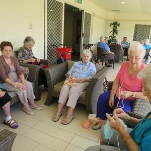 Arcare_Aged_Care_Warrigal_Eight_Mile_Plains_Craft_In_The_Sun_1