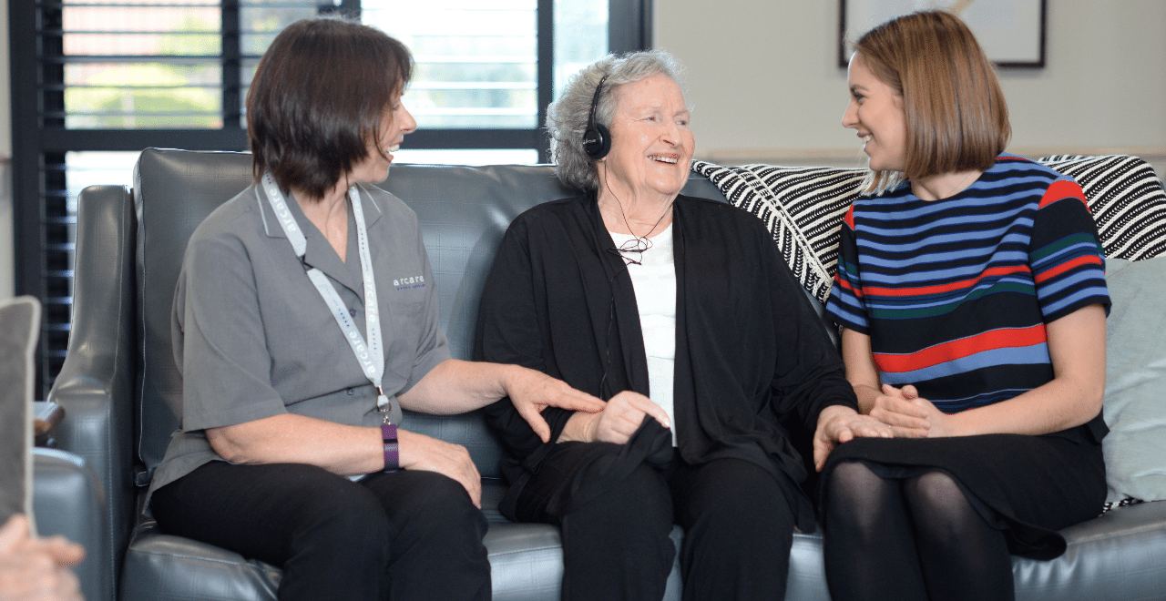 Music and memory in dementia community