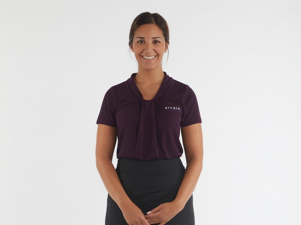 Arcare Aged Care Employee Uniforms Administration
