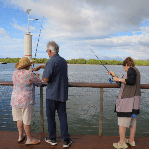 Arcare_Aged_Care_Helensvale_Fishing_Afternoon
