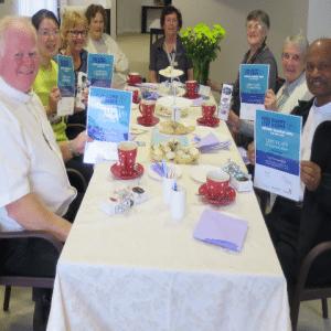 Arcare Aged Care Knox Volunteers Morning Tea