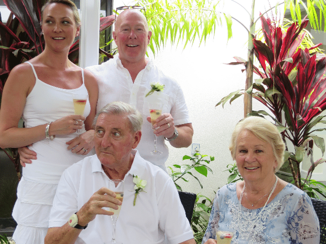Arcare_Aged_Care_Maroochydore_First_Wedding